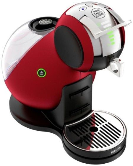 Cafetera Dolce Gusto Melody roja