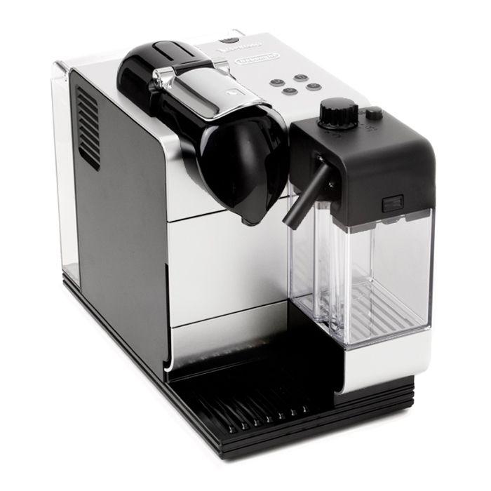 Cafetera Nespresso Lattissima en color blanco
