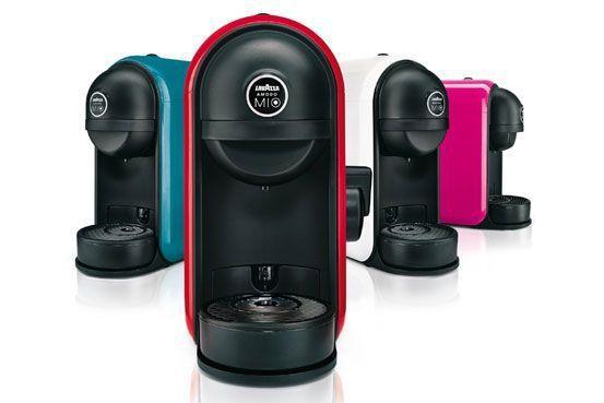 Cafetera Lavazza Minu varios colores
