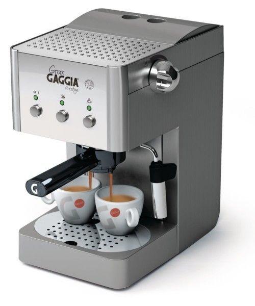 Cafetera Gran Gaggia Prestige