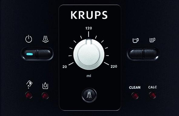 Krups_expresseria_panel_de_Control