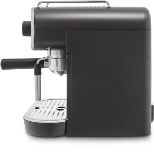 Gaggia Carezza, vista lateral