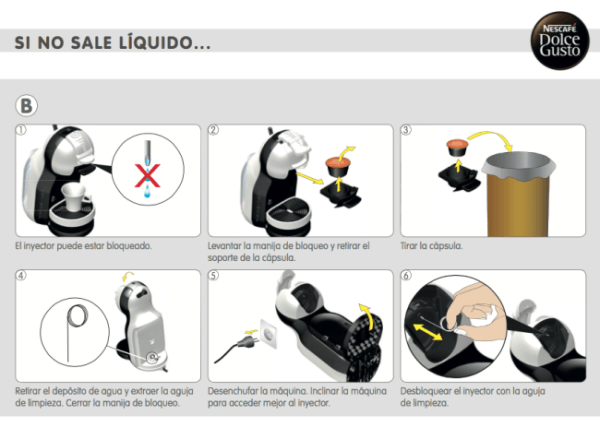 dolce gusto piccolo instructions manual