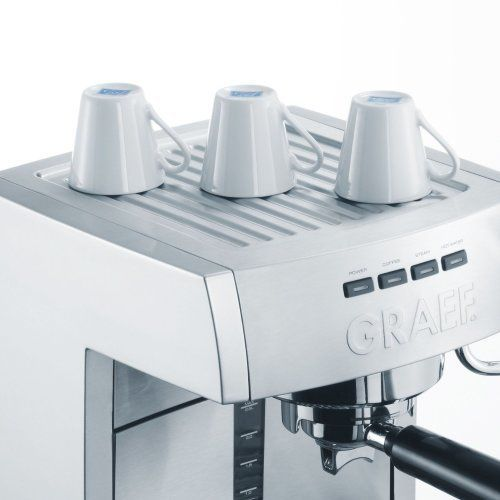 Graef ES70 - Calentador de tazas