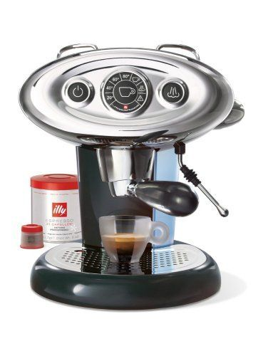Cafetera express Illy X7