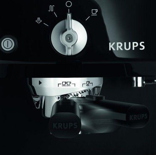 Krups Expert Pro Inox: panel de control
