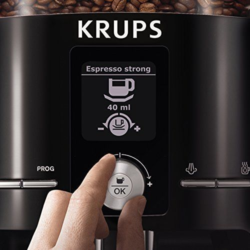 Krups EA8255 Piano: panel de control