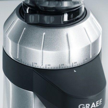 Molinillo Graef CM800: grados