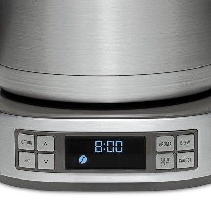 AEG KF7900: panel de control