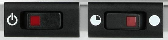 MoccaMaster KBG741: botones