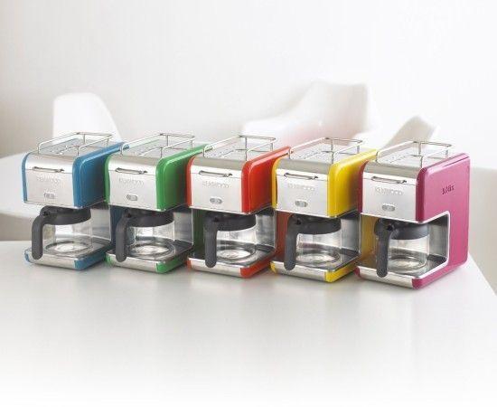 Kenwood CM020: gama de colores