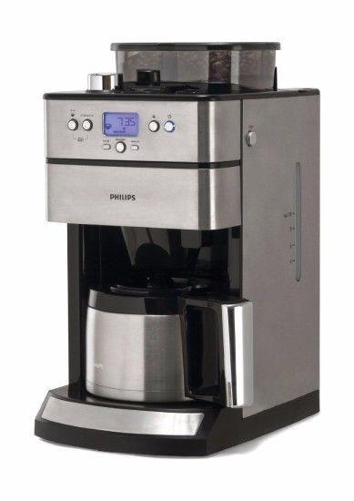 Cafetera Philips HD7753 con molinillo