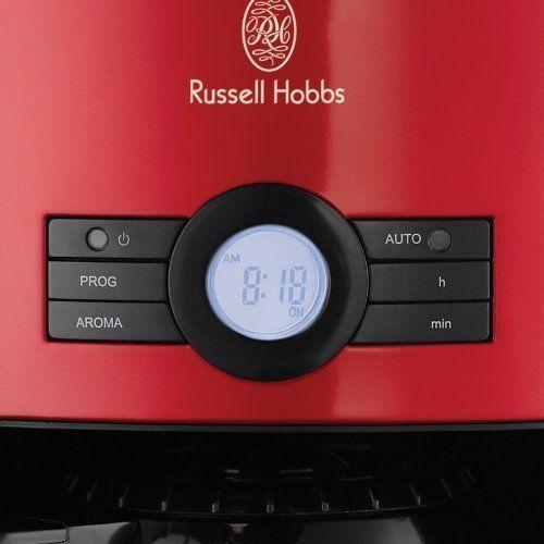 Russell Hobbs Cottage: panel de control
