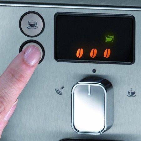 Gaggia Brera: panel de control