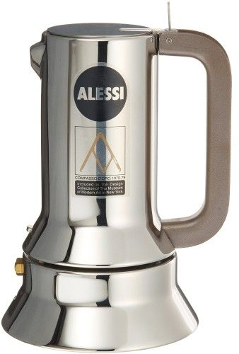 Cafetera Alessi 9090