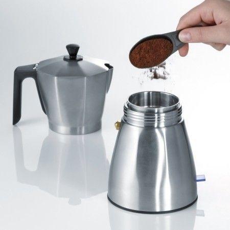 Graef EM80: depósito de café