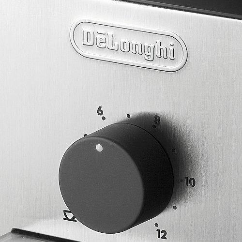 Molinillo Delonghi KG89: mando de control