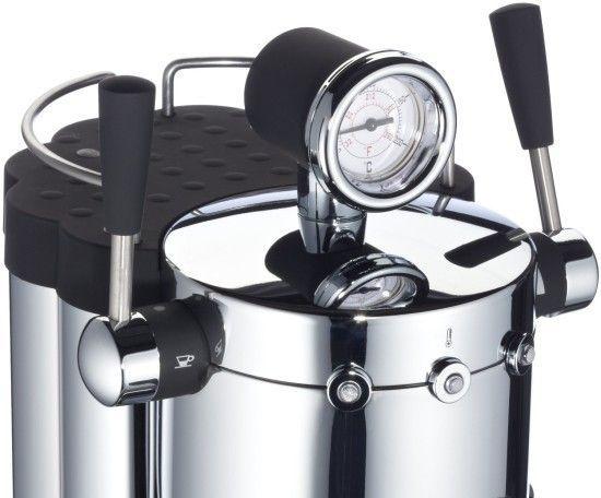 Ariete 1387 Caffe Novecento: visor de temperatura