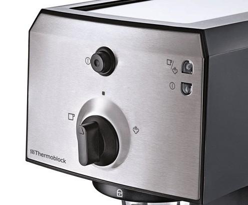 Electrolux Easypresso: panel de control