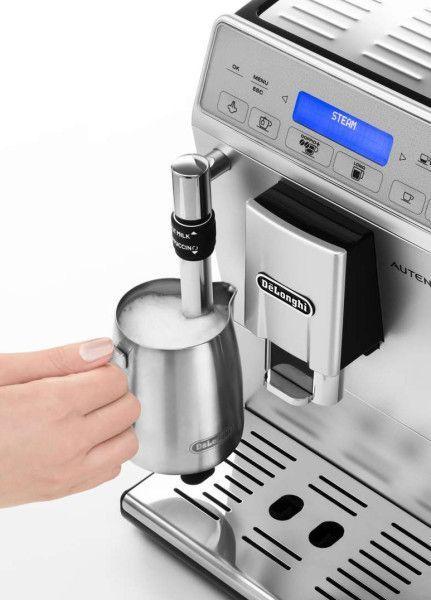 Delonghi ETAM 29.620: vaporizador con leche