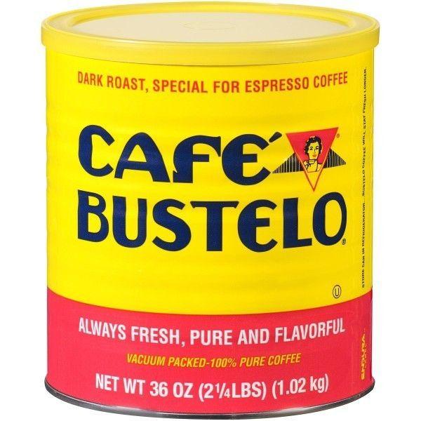 Café cubano Bustelo