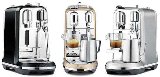 Comprar Nespresso Creatista Plus en Amazon