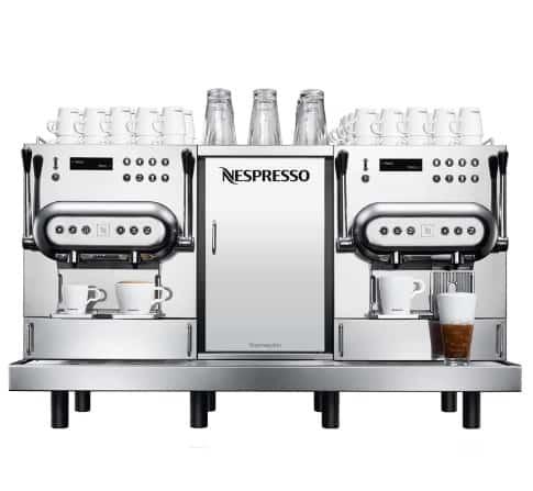 Cafetera Nespresso Aguila 440 Profesional