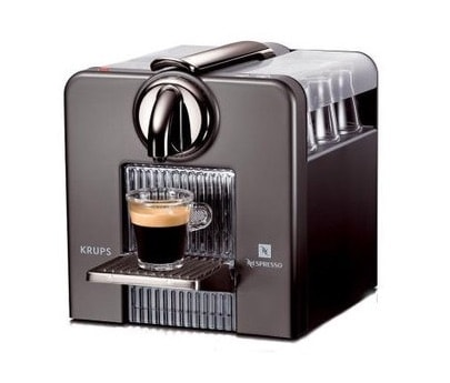 Cafetera Nespresso LeCube en Amazon