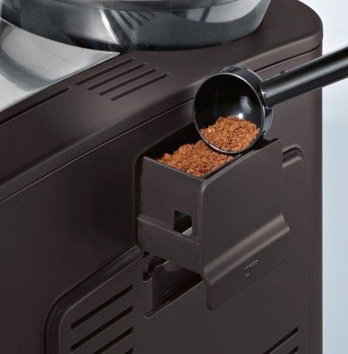 Bosch VeroCafe: entrada café molido