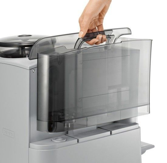 Bosch VeroCafe Latte: depósito de agua