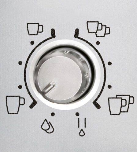 Bosch VeroCafe Latte: mandos