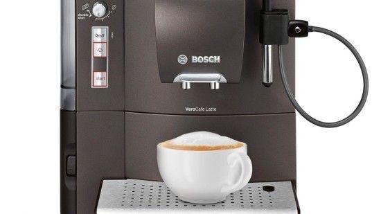 Bosch VeroCafe Latte: salida de café