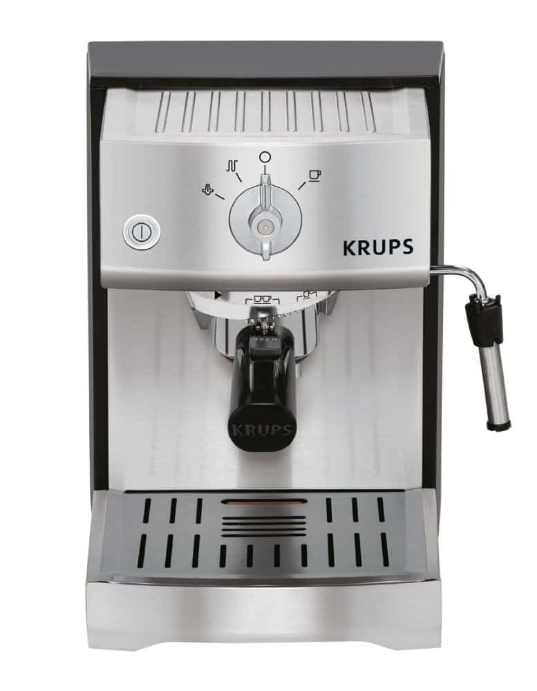 krups classic pro inox an lisis de cafetera express. Black Bedroom Furniture Sets. Home Design Ideas