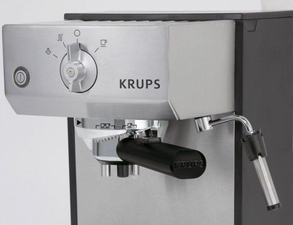 Krups Classic Pro Inox: panel de control
