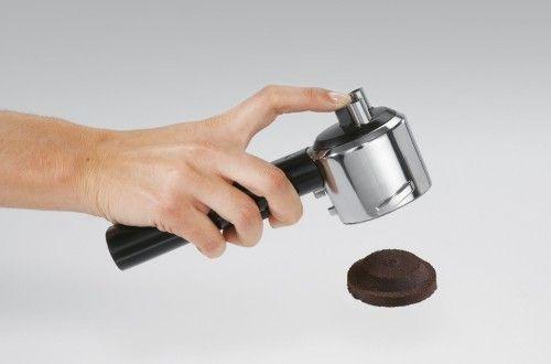 Krups Classic Pro Inox: extracción del filtro