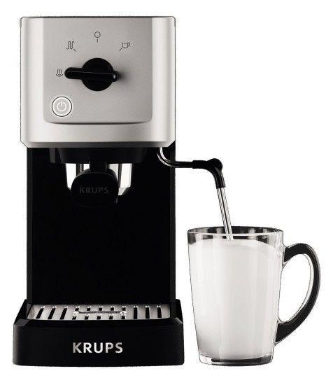 Krups Steam& Pump: frente