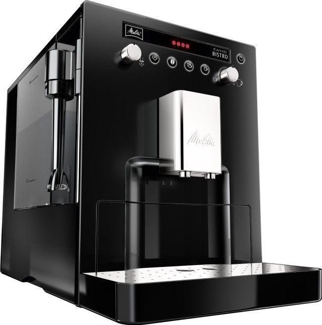 Melitta Caffeo Bistro: color negro