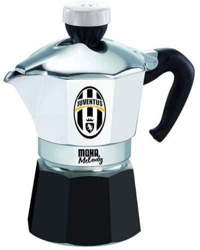 Foto: Bialetti Melody de la Juventus Turín