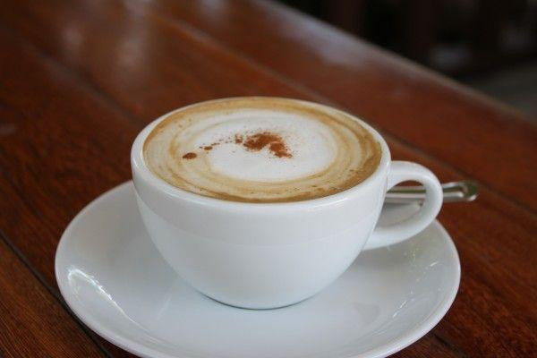 Foto de un Café Capuccino
