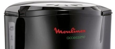 Fotografía de la cafetera Moulinex Accessimo