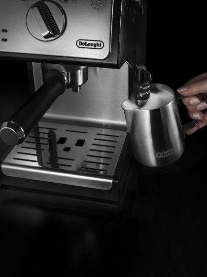 Imagen del vaporizador de la cafetera express Delonghi ECP35