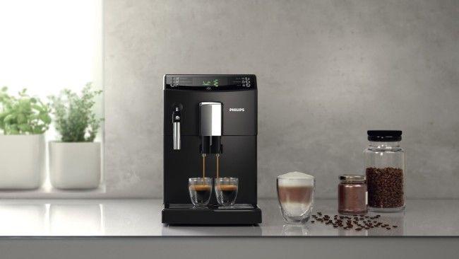 Imagen de la Philips Series 3000 en la cocina