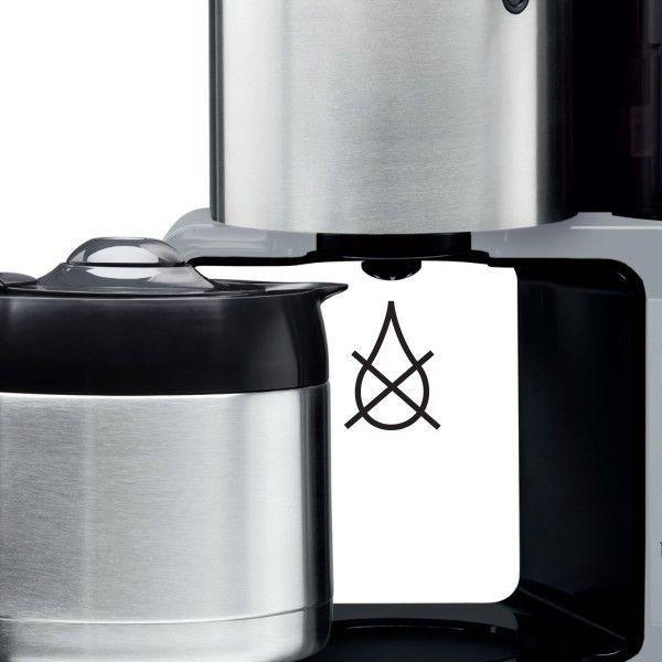 Detalle de la cafetera Siemens TC86505