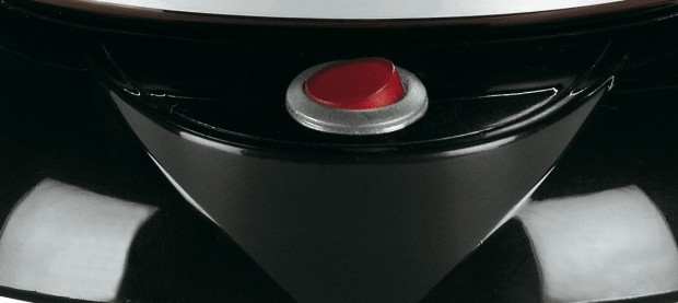 Detalle del interruptor de la Ufesa Avantis 70