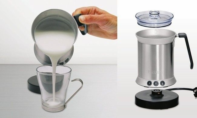 Espumador de leche Krups XL2000