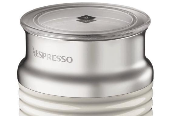 Tapadera del Nespresso Aeroccino