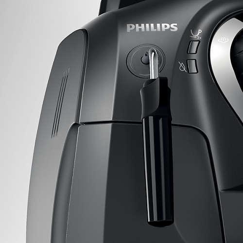 Imagen del tubo vaporizador de la Philips Series 2000