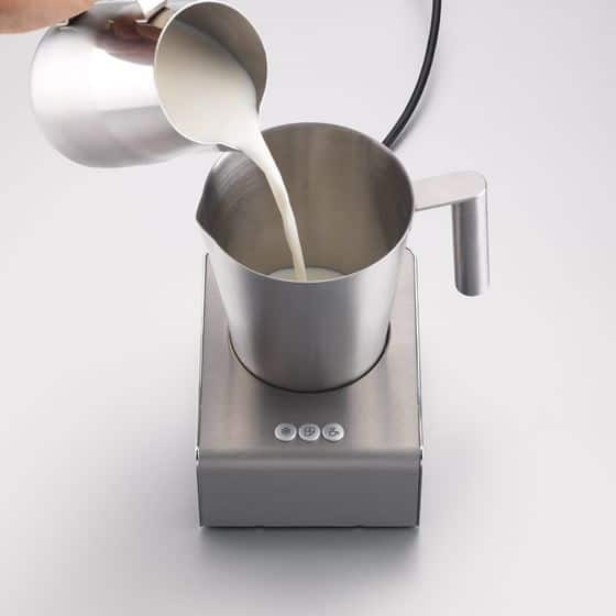 Foto del Illy Milk Frother Acero