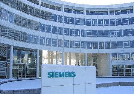 Oficinas de Siemens
