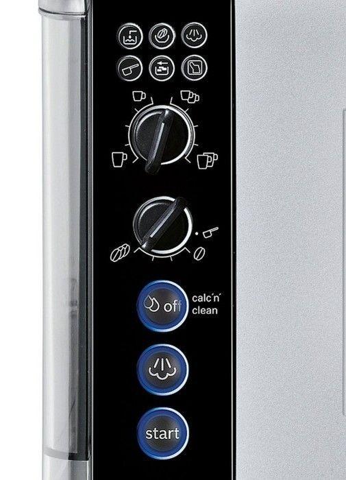 Panel de control de la Siemens EQ5